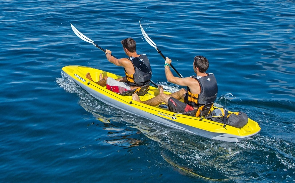 Everything You Ever Wanted To Know About Kayaks
